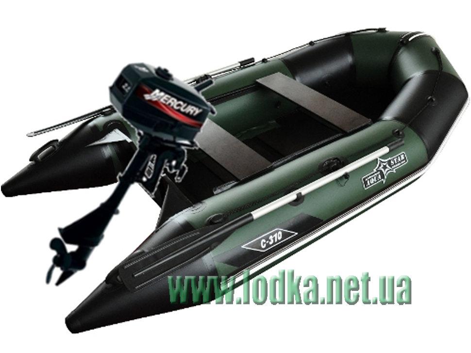 лодочные моторы до 5 л.с. для лодок пвх выбрать