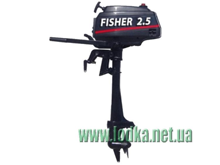 Fisher лодочный мотор киев купить