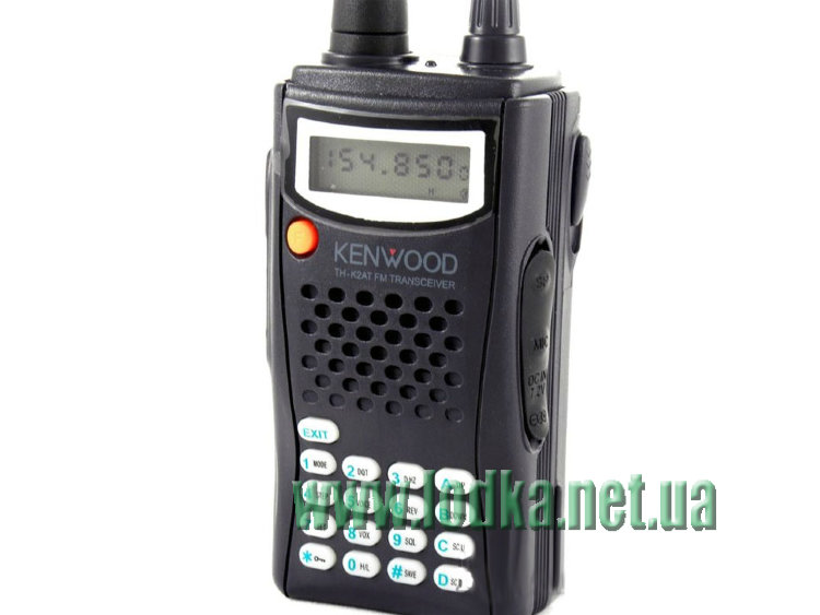 Рации Kenwood TH-K2AT / TH-K4AT