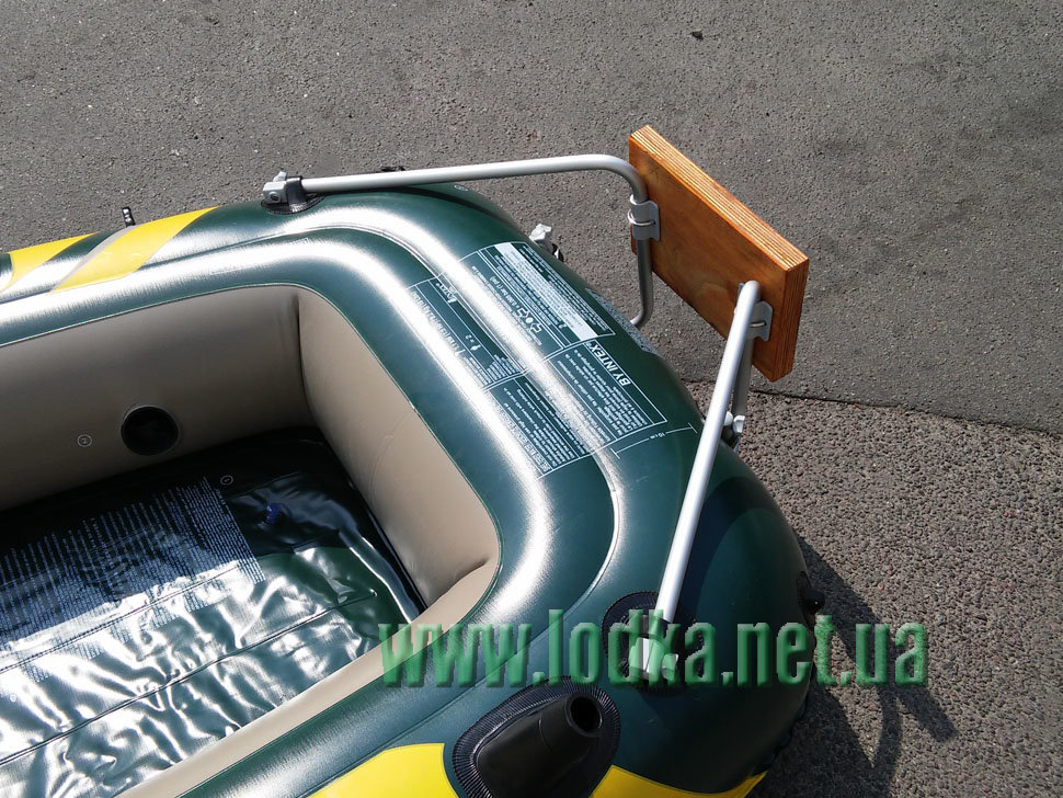 аксессуары для надувных лодок транец