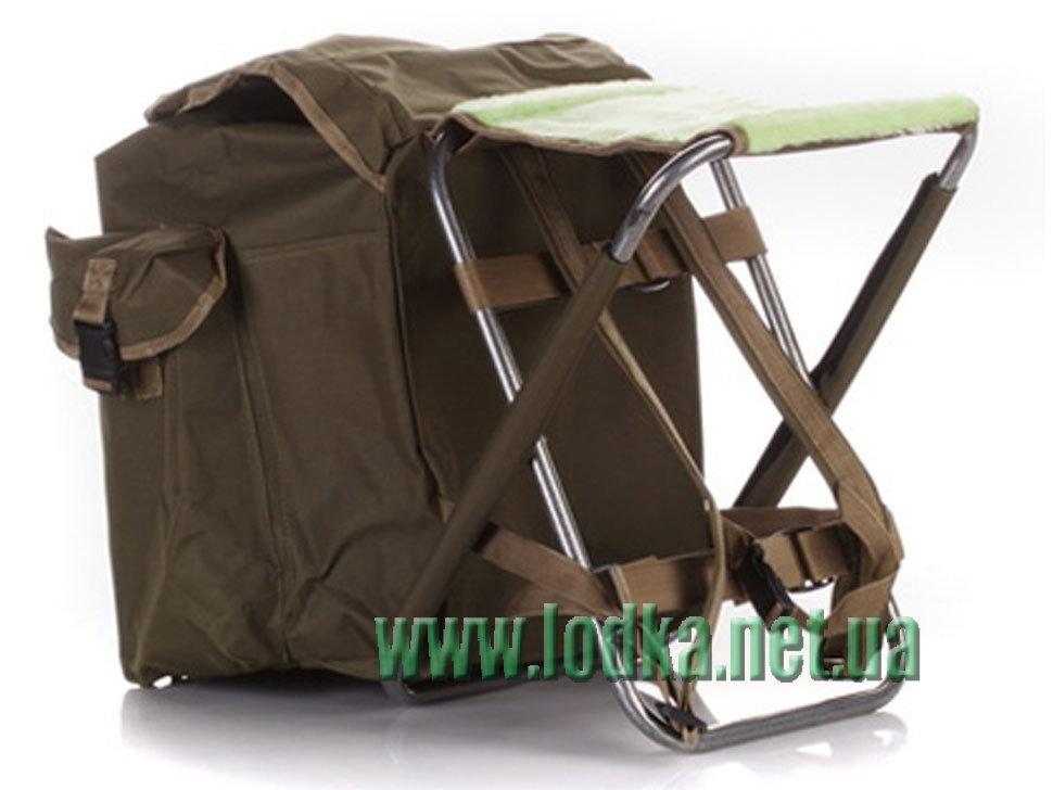 Рыболовные рюкзаки со стулом киев дорожные сумки в спб купить